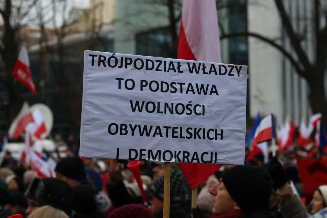 Demonstracja-Trybunał-Konstytucyjny