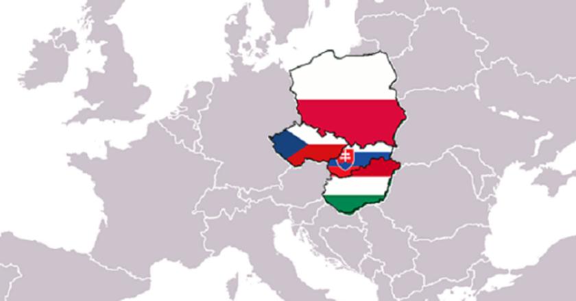 wyszehrad-kraje
