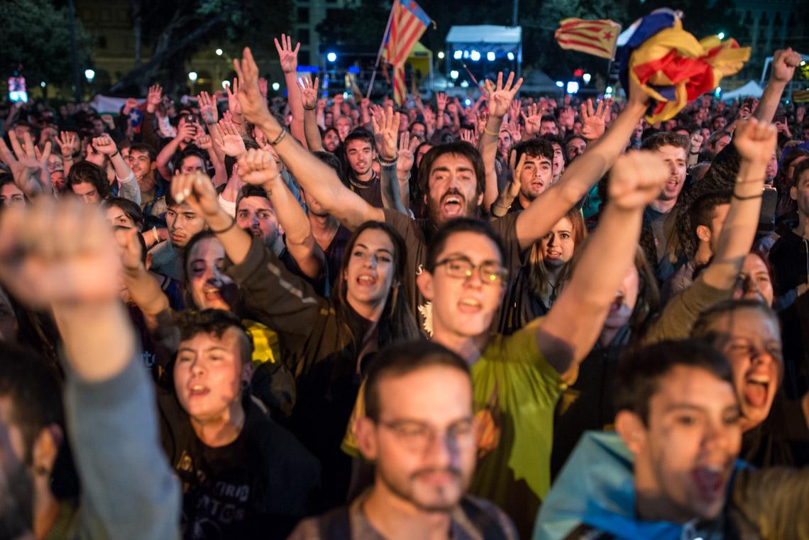 Referendum w Katalonii
