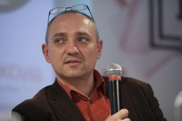 Marcin Zaremba / fot. Maciej Komorowski