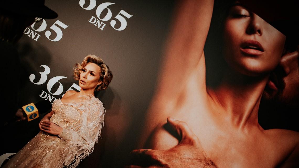 """Premiera filmu """"365 dni"""". Fot. Adrian Chmielewski / mat. promo."""