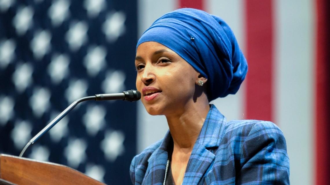 Kongresmenka Ilhan Omar