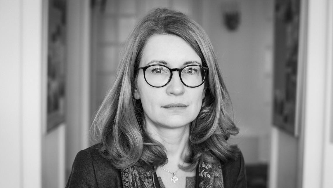 Maria Libura. Fot. Jakub Szafrański