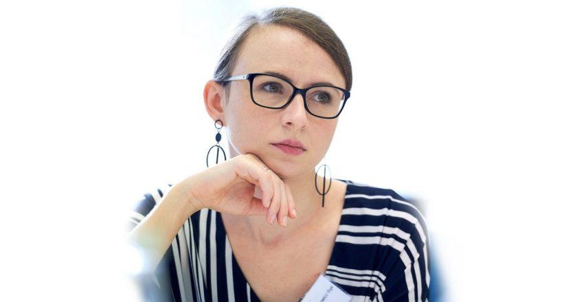 Agnieszka Dziemianowicz-Bak. Fot. Friends of Europe CC BY-NC-ND 2.0