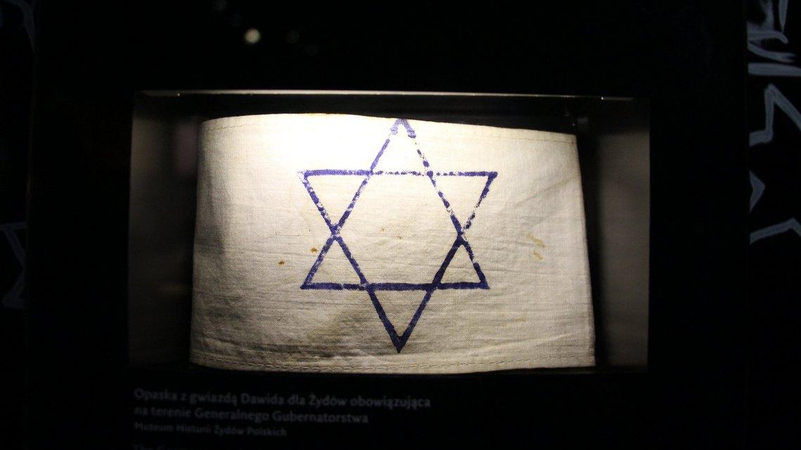Fragment ekspozycji Muzeum Polin. Fot. Fred Romero/flickr.com CC BY 2.0