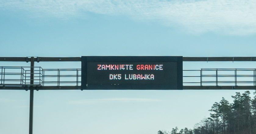 Autostrada A4 w okolicach Zgorzelca. Fot. Jakub Szafrański