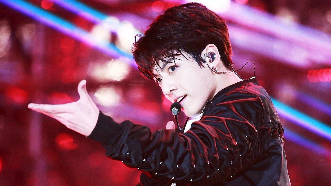 Jeon Jungkook. Fot. Yun_Q/flickr.com CC0 Public Domain