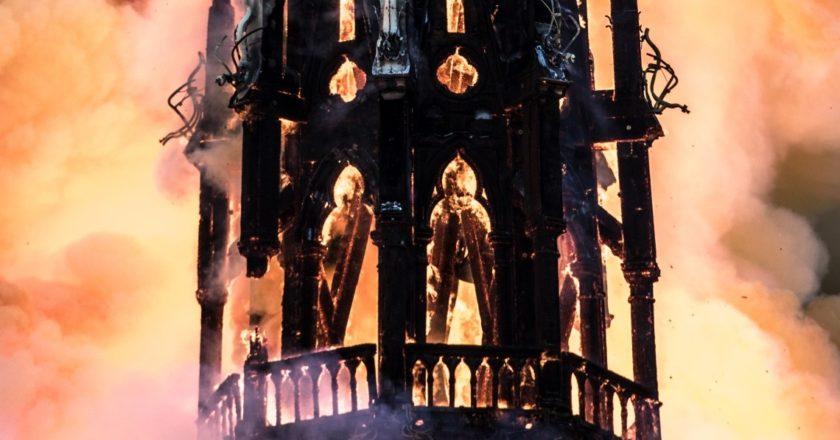 Pożar katedry Notre-Dame