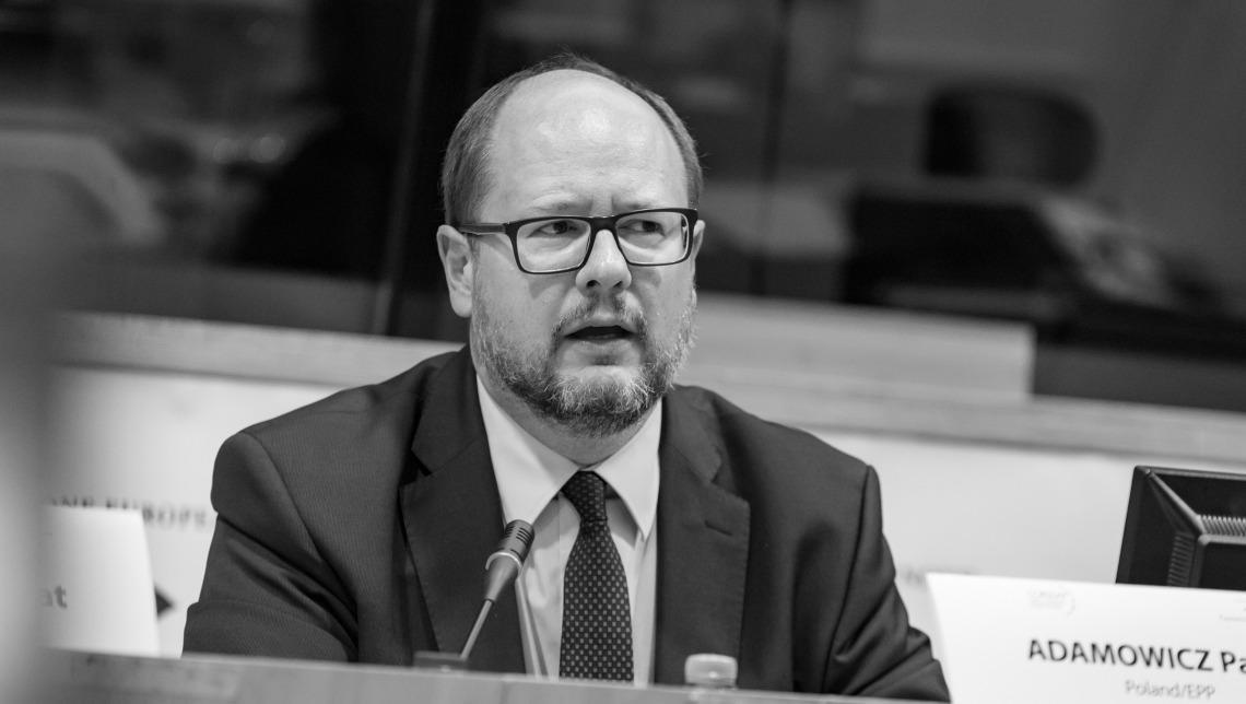 Paweł Adamowicz. Fot. European Committee of the Regions, flickr