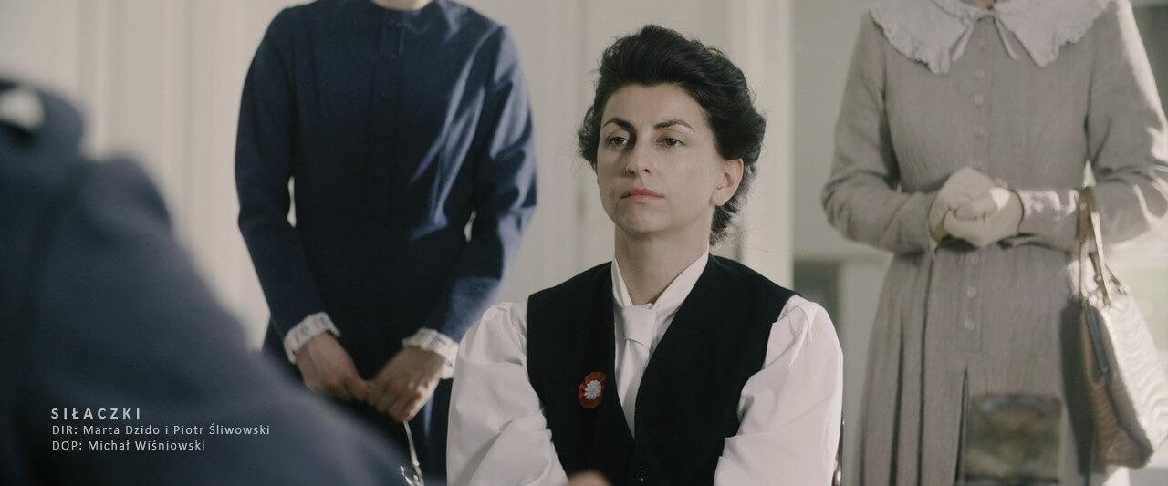 """""""Siłaczki"""", reż. Marta Dzido, Piotr Śliwowski"""