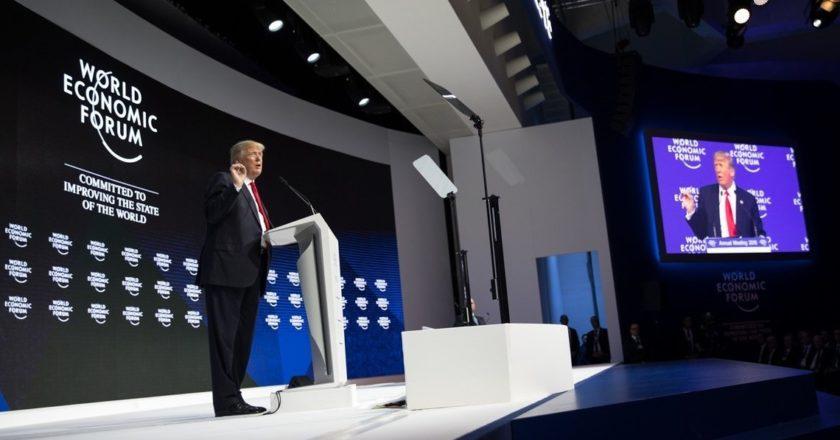 Donald Trump. Fot. www.weforum.org