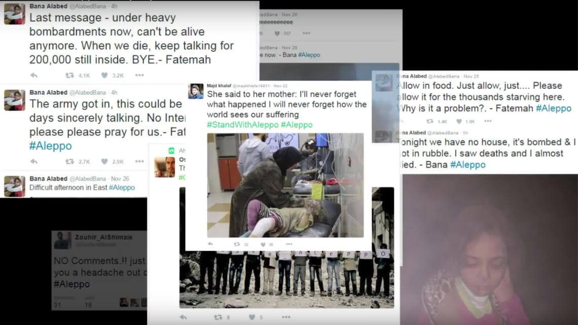 Marsz dla Aleppo