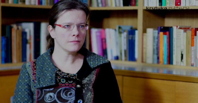 dr hab. Katarzyna Górak Sosnowska