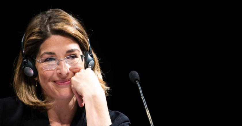 Naomi Klein. Fot. Mathias Wasik, Flickr.com
