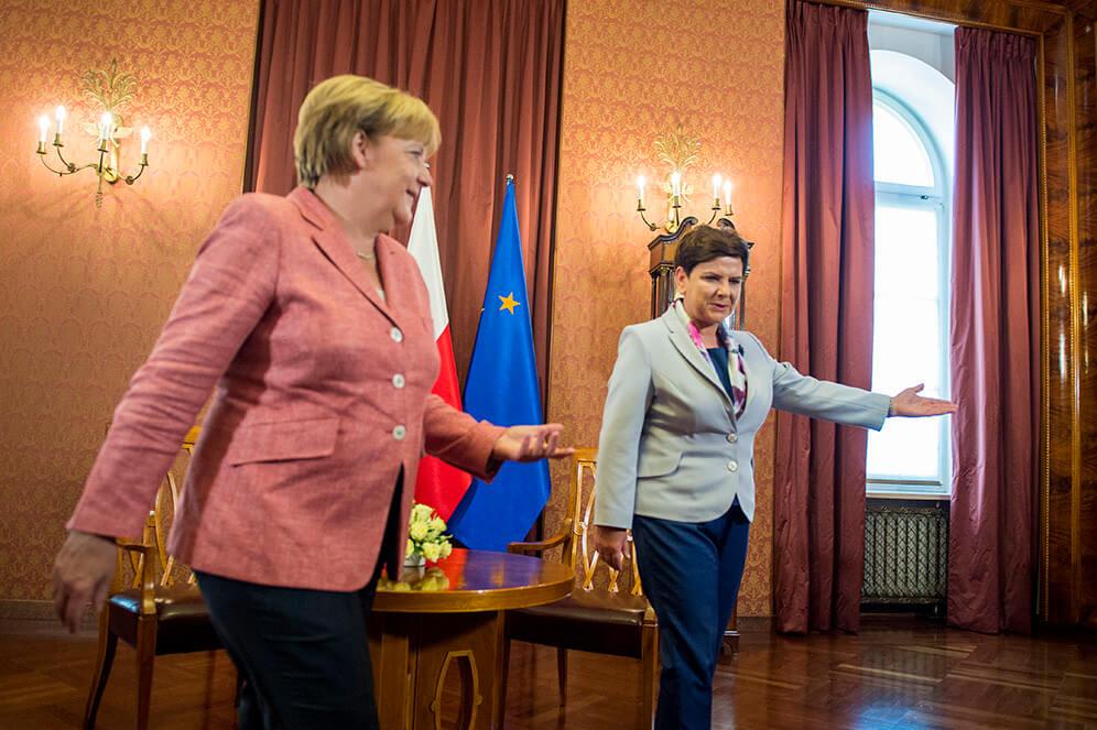 Merkel-Szydlo