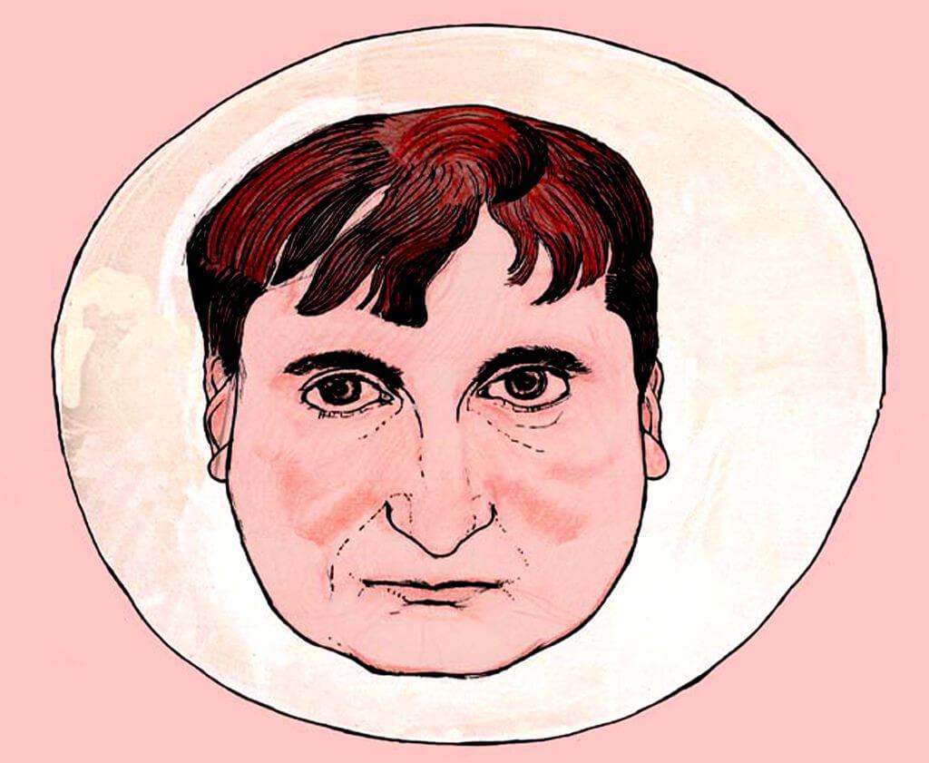 sienczyk-autoportret