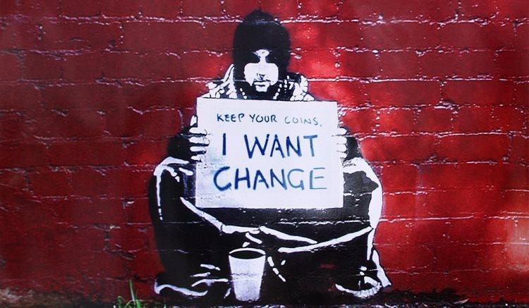 banksy-i-want-change