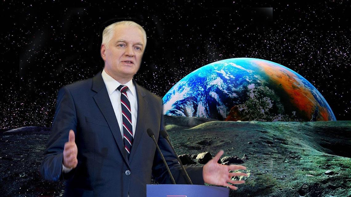 jaroslaw-gowin-w-kosmosie