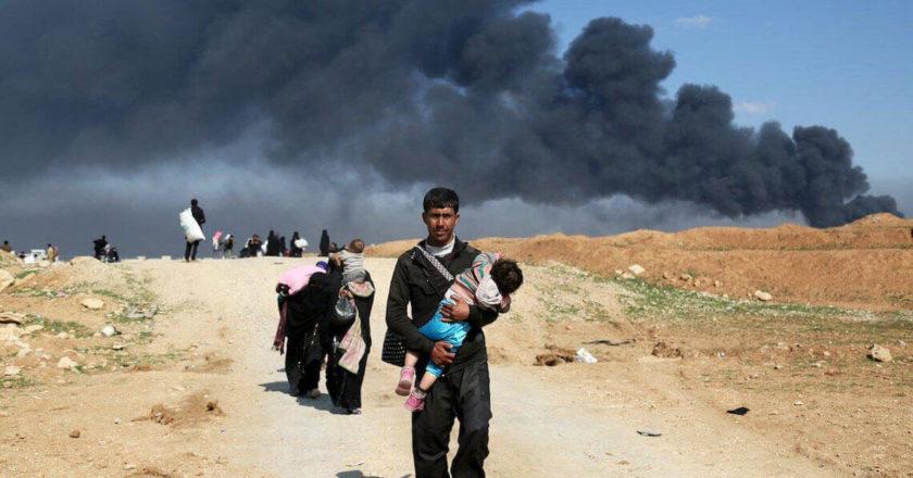 mosul-bombardowania-2017