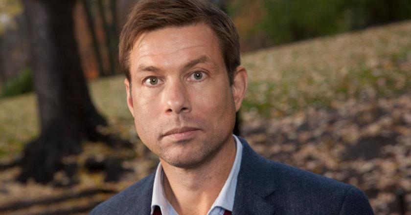 Niklas Orrenius , fot Magnus Bergström