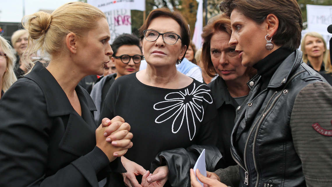 Nowacka, Kopacz, Mucha