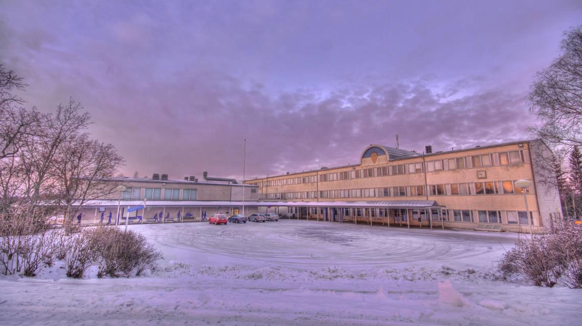 Szkoła w Finlandii