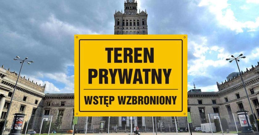 Palac-Kultury-Nauki-Warszawa, Fot. Adrian Grycuk, WikimediaCommons
