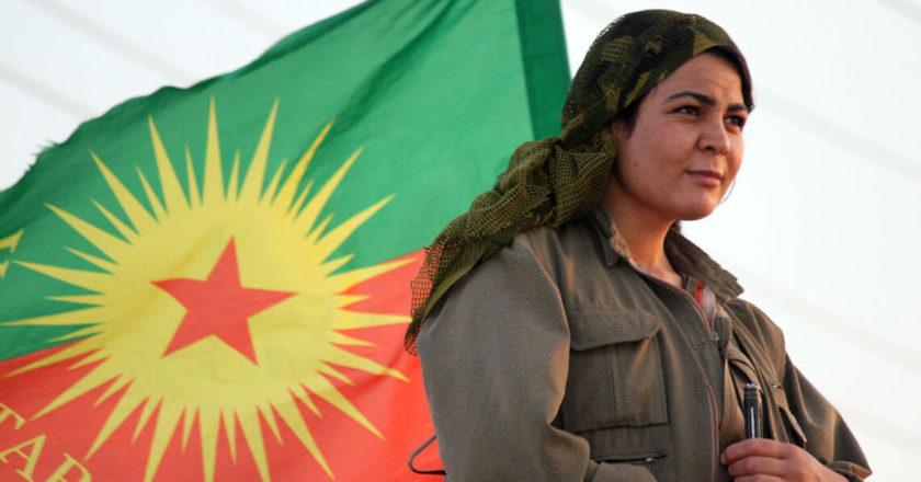 Partyzantka PKK, Kurdystan. Fot. Kurdishstruggle, Flickr.com