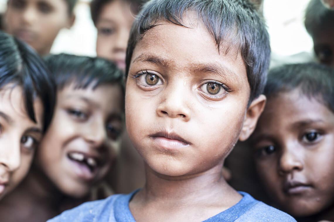 Rohingjowie. Fot. Steve Gumaer