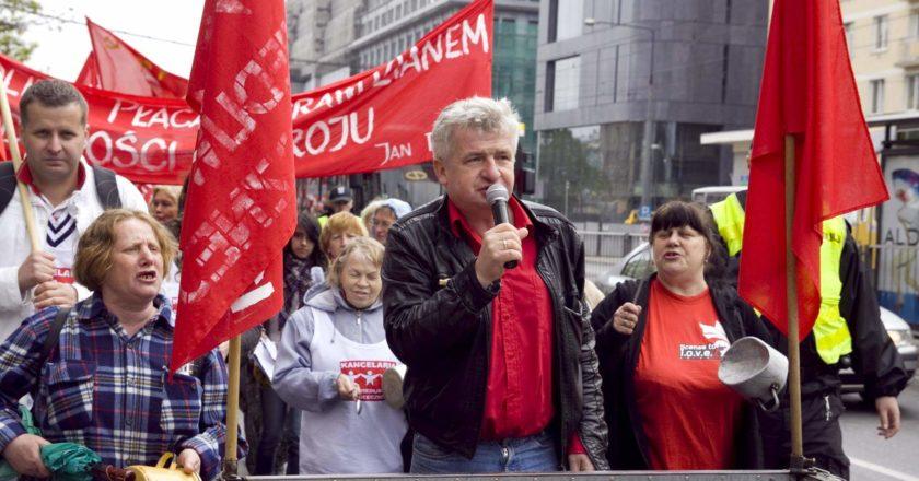 Piotr Ikonowicz, Kancelaria Sprawiedliwości Społecznej. Fot. Facebook.com