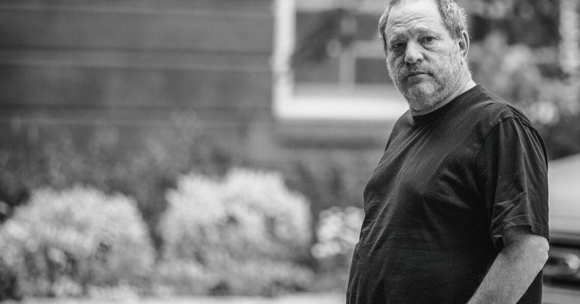Harvey Weinstein. Fot. Thomas Hawk. Flickr. com