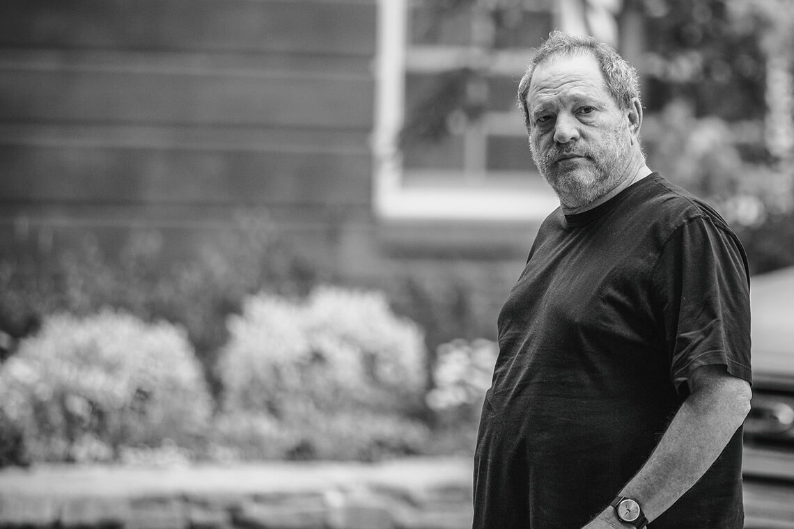 Harvey Weinstein. Fot. Thomas Hawk. Flickr. com