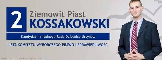 Ziemowit Piast Kossakowski