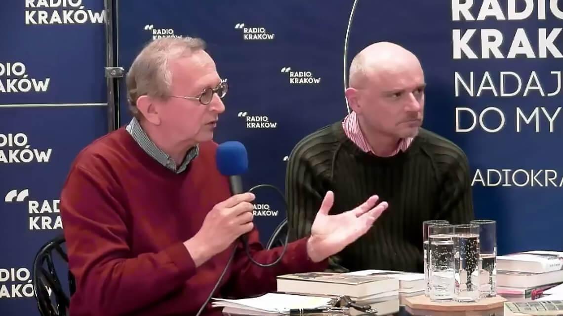 Bronisław Maj i Artur Grabowski. Fot. YouTube.com