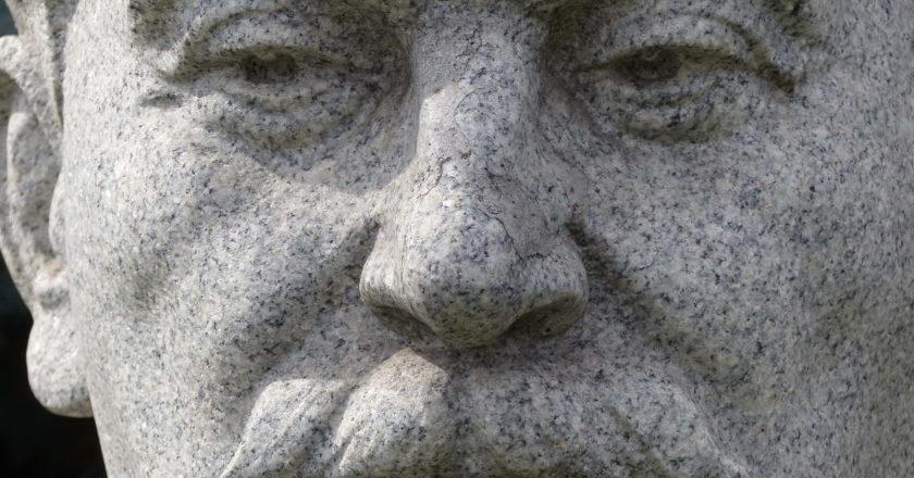 Stalin-rzeźba