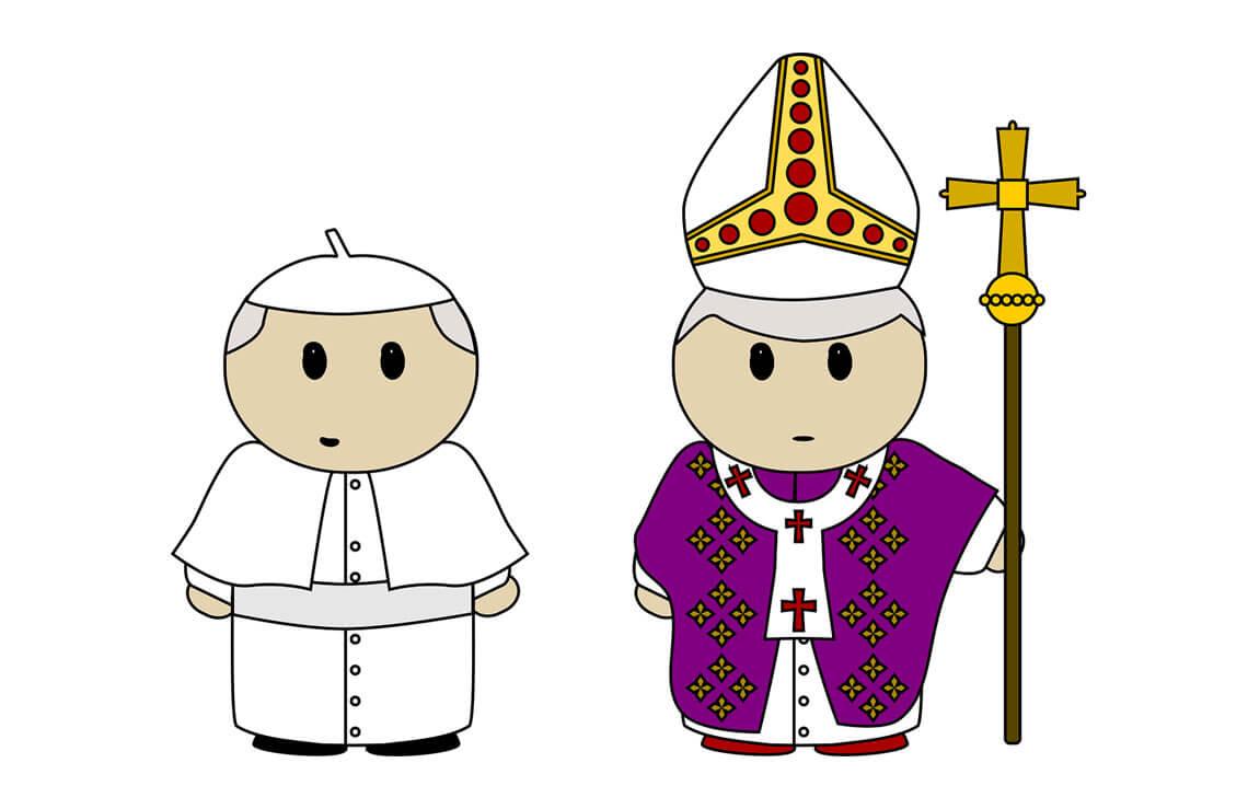 biskup-papiez-kosciol-ksiadz