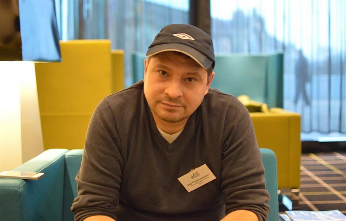 Oleg Chabibrachmanow. Fot. Marina Starodubtseva