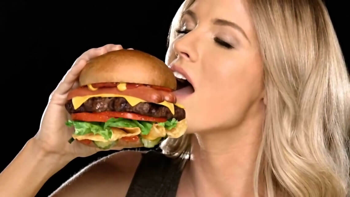 fast-food-reklama
