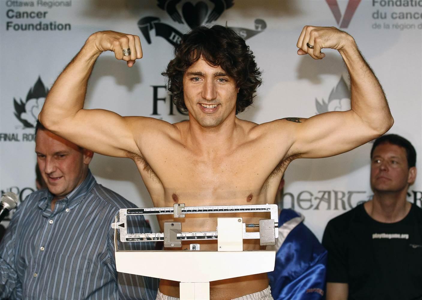 Justin Trudeau w 2012. Fot. Chris Wattie / Facebook.com