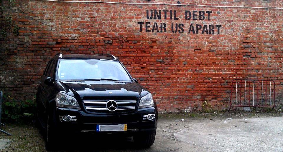 """""""Dopóki dług nas nie rozłączy"""""""