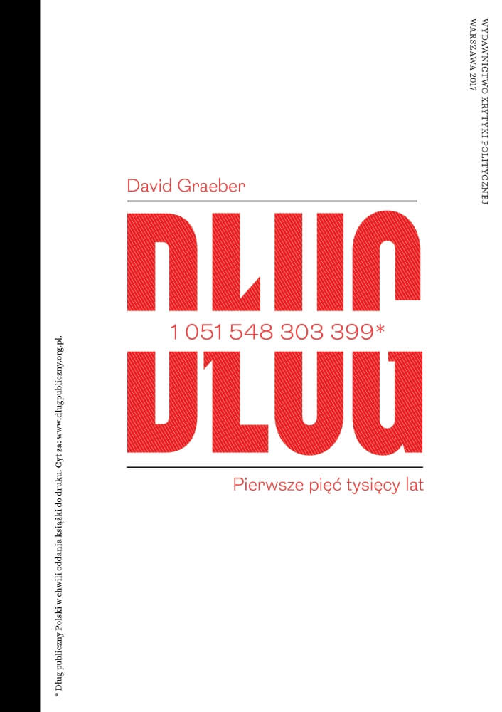 David Graeber: Dług. Pierwsze pięć tysięcy lat