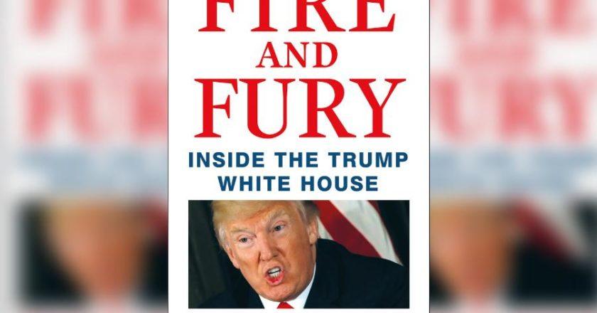 """""""Fire and Fury"""" Michaela Wolffa"""