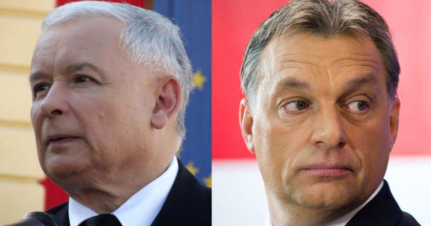 Jaroslaw-kaczynski-Victor-Orban