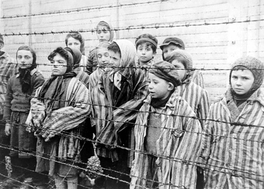 Dzieci-Auschwitz