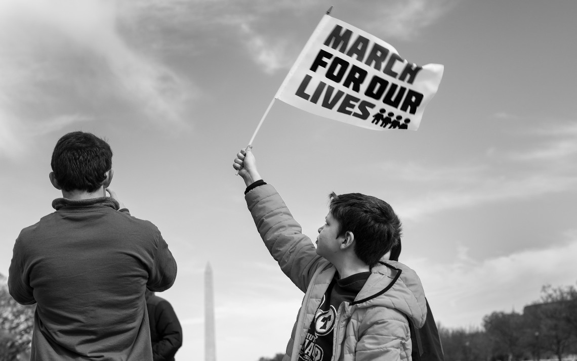 March for ur lives 2018