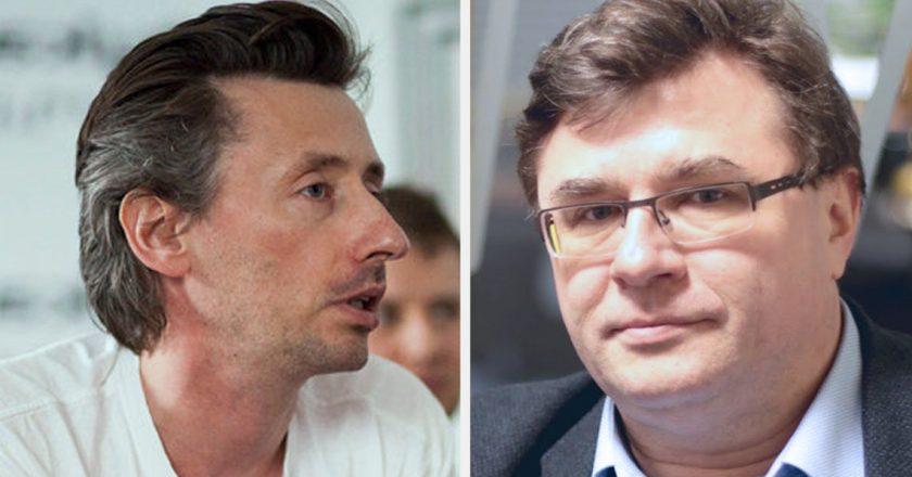 Maciej Gdula, Rafał Matyja