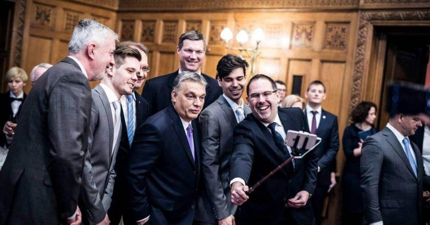 Viktor Orban. Fot. Facebook.