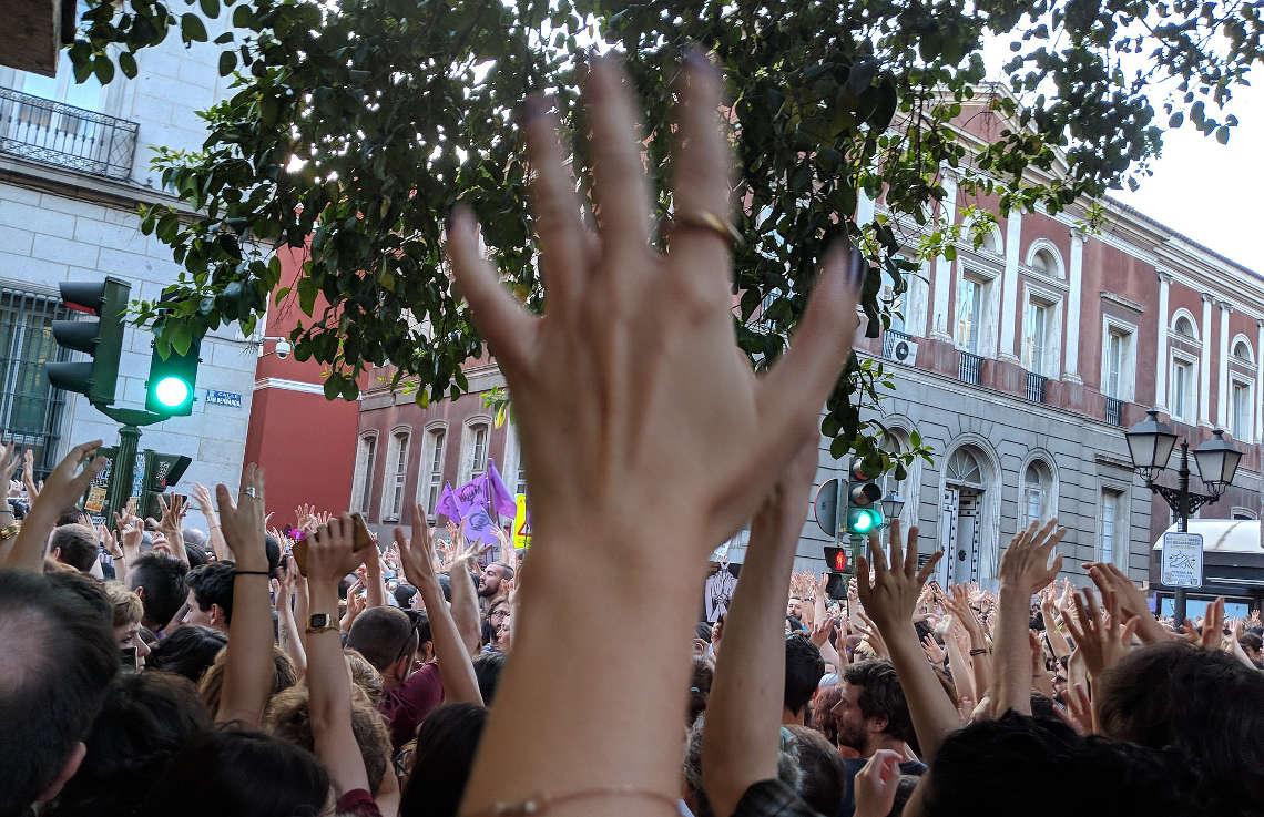 protest-la-manada