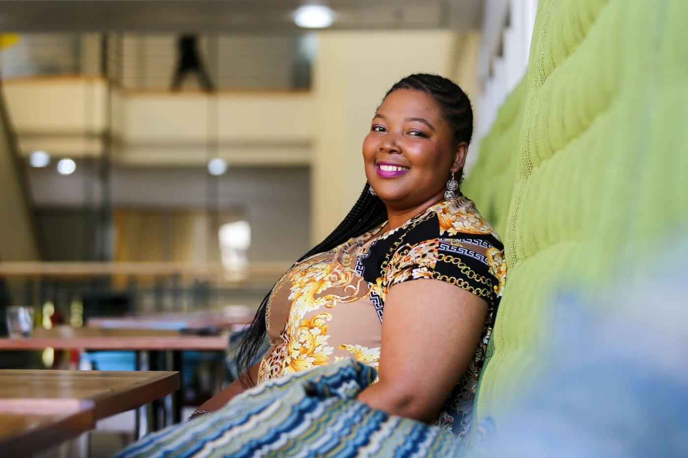 Dr Tlaleng Mofokeng. Fot. sheleadsafrica.org