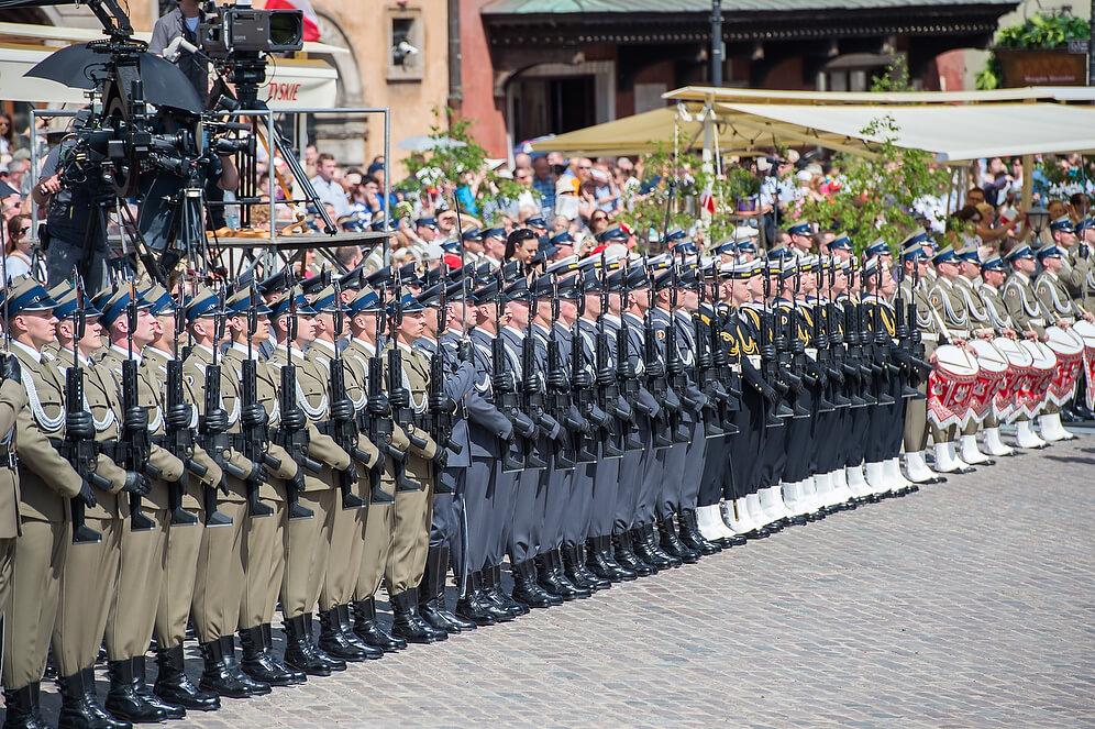 Narodowe Święto 3 Maja. Fot. W. Kompała / KPRM